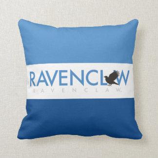 Harry Potter | Ravenclaw House Pride Logo Throw Pillow