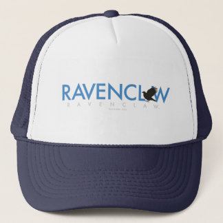 Harry Potter | Ravenclaw House Pride Logo Trucker Hat