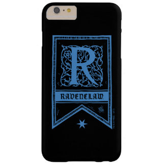 Harry Potter   Ravenclaw Monogram Banner Barely There iPhone 6 Plus Case