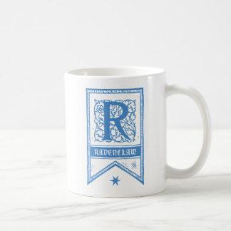 Harry Potter | Ravenclaw Monogram Banner Coffee Mug