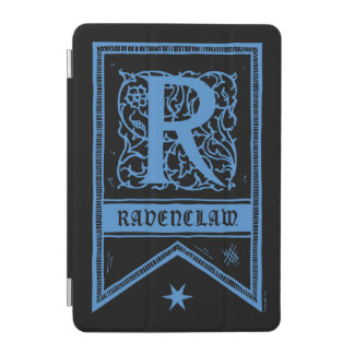Harry Potter | Ravenclaw Monogram Banner iPad Mini Cover