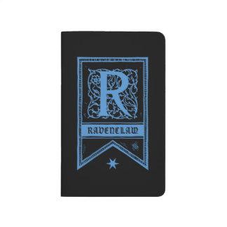 Harry Potter | Ravenclaw Monogram Banner Journal