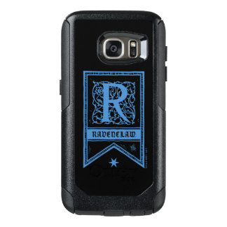 Harry Potter | Ravenclaw Monogram Banner OtterBox Samsung Galaxy S7 Case