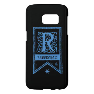 Harry Potter | Ravenclaw Monogram Banner Samsung Galaxy S7 Case