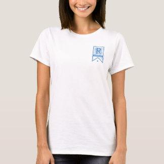 Harry Potter   Ravenclaw Monogram Banner T-Shirt