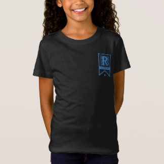 Harry Potter | Ravenclaw Monogram Banner T-Shirt