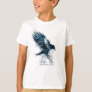 Harry Potter | RAVENCLAW™ Raven Watercolor T-Shirt