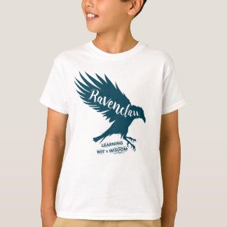 Harry Potter | RAVENCLAW™ Silhouette Typography T-Shirt