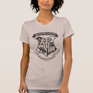 Harry Potter | Retro Hogwarts Crest T-Shirt