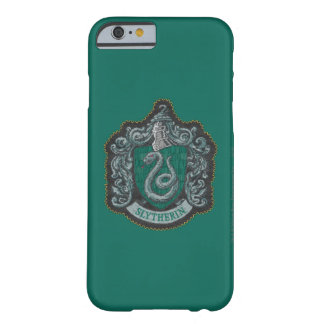 Harry Potter | Retro Mighty Slytherin Crest Barely There iPhone 6 Case