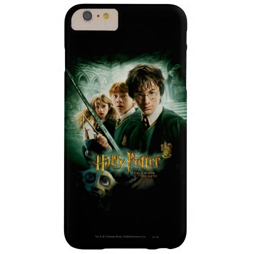 Harry Potter Ron Hermione Dobby Group Shot Barely There iPhone 6 Plus Case