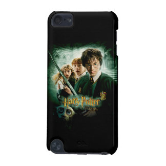 Harry Potter Ron Hermione Dobby Group Shot iPod Touch 5G Covers