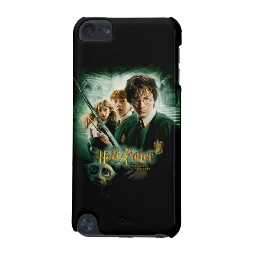 Harry Potter Ron Hermione Dobby Group Shot iPod Touch 5G Cover