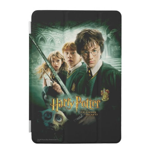 Harry Potter Ron Hermione Dobby Group Shot iPad Mini Cover