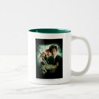 Harry Potter Ron Hermione Dobby Group Shot Coffee Mug