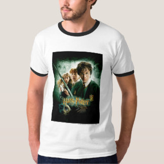 Harry Potter Ron Hermione Dobby Group Shot T Shirts