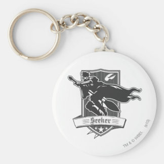Harry Potter | Seeker Badge Keychain