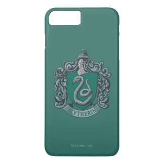 Harry Potter | Slytherin Crest Green iPhone 8 Plus/7 Plus Case