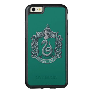 Harry Potter   Slytherin Crest Green OtterBox iPhone 6/6s Plus Case