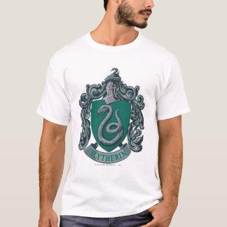 Harry Potter   Slytherin Crest Green T-Shirt
