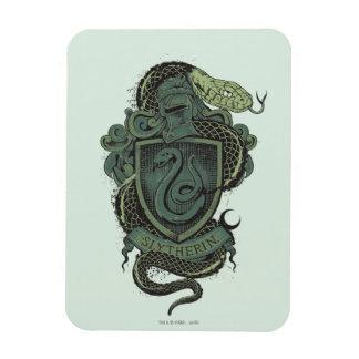 Harry Potter    Slytherin Crest Magnet