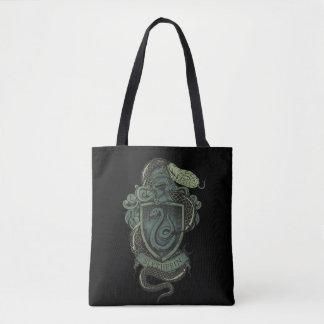 Harry Potter    Slytherin Crest Tote Bag