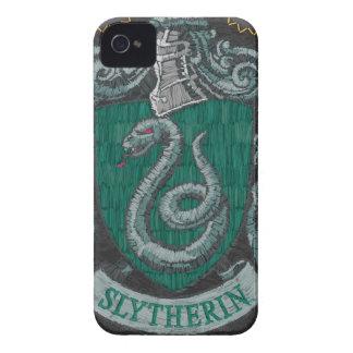 Harry Potter | Slytherin Crest - Vintage iPhone 4 Cover