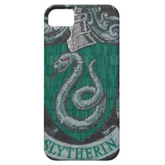 Harry Potter   Slytherin Crest - Vintage iPhone 5 Cover