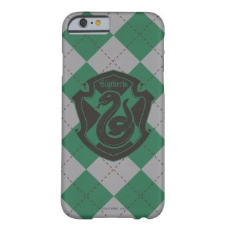Harry Potter | Slytherin House Pride Crest Barely There iPhone 6 Case