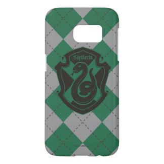 Harry Potter | Slytherin House Pride Crest Samsung Galaxy S7 Case