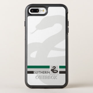 Harry Potter | Slytherin House Pride Graphic OtterBox Symmetry iPhone 7 Plus Case