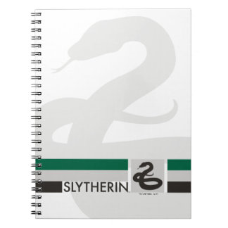 Harry Potter | Slytherin House Pride Graphic Spiral Notebooks
