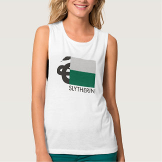 Harry Potter | Slytherin House Pride Graphic Tank Top