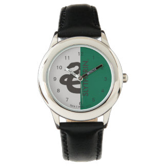 Harry Potter | Slytherin House Pride Graphic Wristwatch