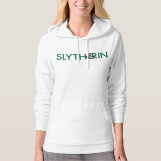 Harry Potter | Slytherin House Pride Logo Hoodie