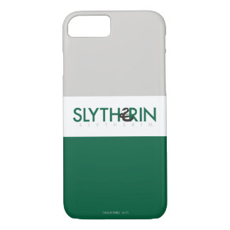 Harry Potter | Slytherin House Pride Logo iPhone 8/7 Case