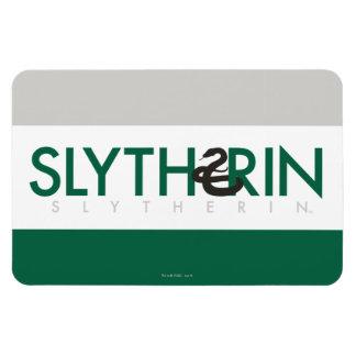 Harry Potter   Slytherin House Pride Logo Magnet