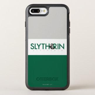 Harry Potter | Slytherin House Pride Logo OtterBox Symmetry iPhone 8 Plus/7 Plus Case