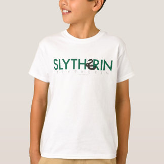 Harry Potter | Slytherin House Pride Logo T-Shirt