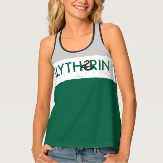 Harry Potter | Slytherin House Pride Logo Tank Top