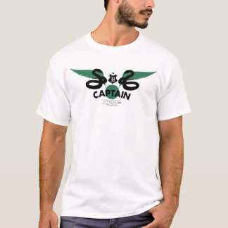 Harry Potter | SLYTHERIN™ House Quidditch Captain T-Shirt