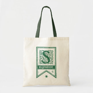 Harry Potter | Slytherin Monogram Banner