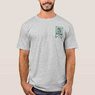 Harry Potter | Slytherin Monogram Banner T-Shirt
