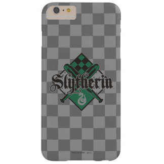 Harry Potter | Slytherin QUIDDITCH™ Crest Barely There iPhone 6 Plus Case