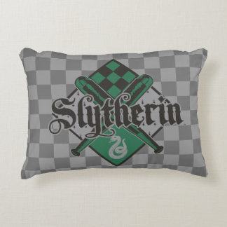 Harry Potter | Slytherin QUIDDITCH™ Crest Decorative Pillow