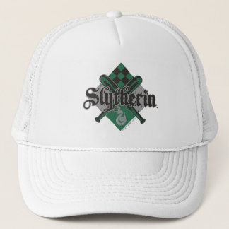 Harry Potter | Slytherin QUIDDITCH™ Crest Trucker Hat