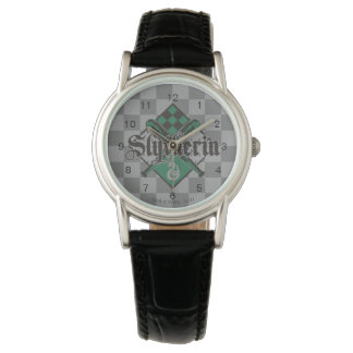 Harry Potter | Slytherin QUIDDITCH™ Crest Watches