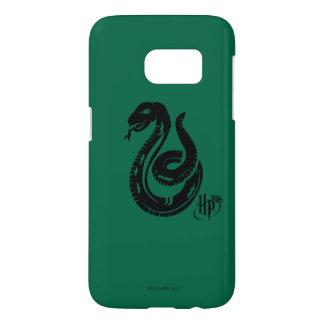 Harry Potter | Slytherin Snake Icon Samsung Galaxy S7 Case