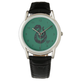 Harry Potter | Slytherin Snake Icon Watch