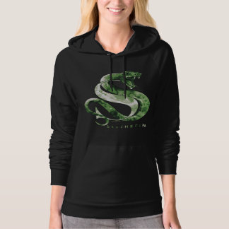 Harry Potter | SLYTHERIN™ Snake Watercolor Hoodie